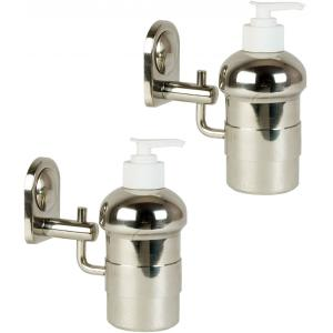 Doyours Dolphin 2 Pieces Liquid Soap Dispenser Set, DY-0364