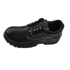 Prima Jet Plus Steel Toe Black Safety Shoes, Size: 8
