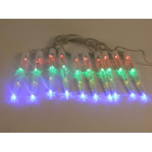 Tucasa Multi Colour LED Water Fall Light Effect With 6 Level Speed...