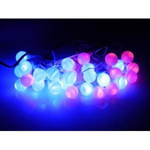 Tucasa Multi Colour Ball String Light, DW-315