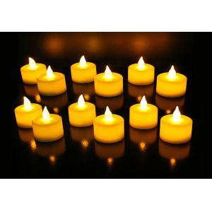 I-Homes Battery Operated Tea Lights (Pack Of 12)
