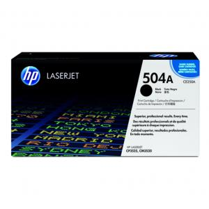 HP 5T Black Print Cartridge, CE250A