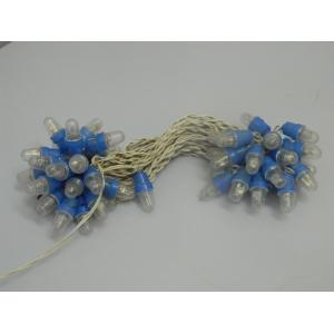 Tucasa Blue Bug Bulb String Light, DW-279