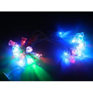 Tucasa Multi Colour Bell String Light, DW-272