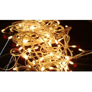 Blackberry Overseas 15m Yellow Colour Decorative Rice LED Light